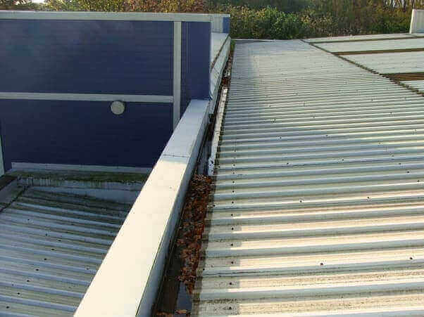 Commercial Gutter Cleaning Northampton